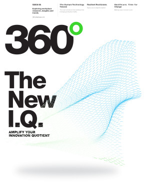 360 Magazine, Issue 66: The New I.Q.