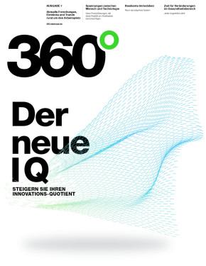 Magazin 360 The New IQ
