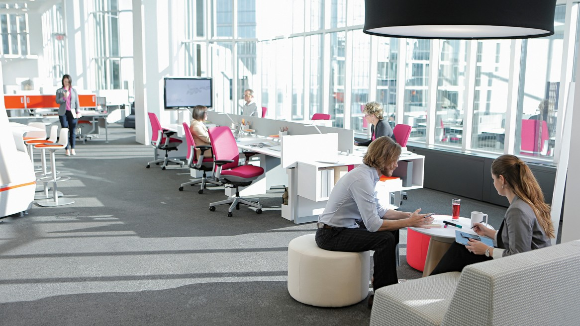 Creating Wellbeing at Work