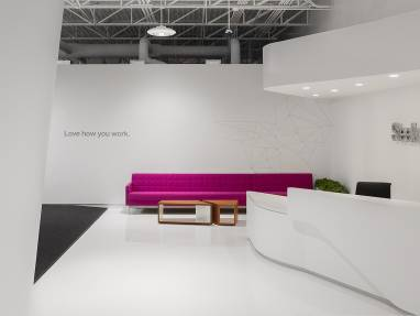 Steelcase, Dallas