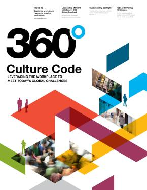 360 Magazine, Issue 65: Culture Code