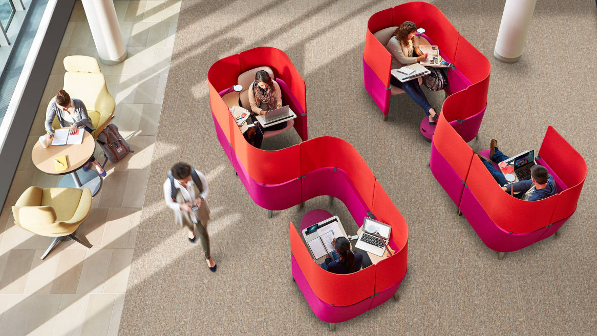 Brody WorkLounge Modular Workstations Steelcase
