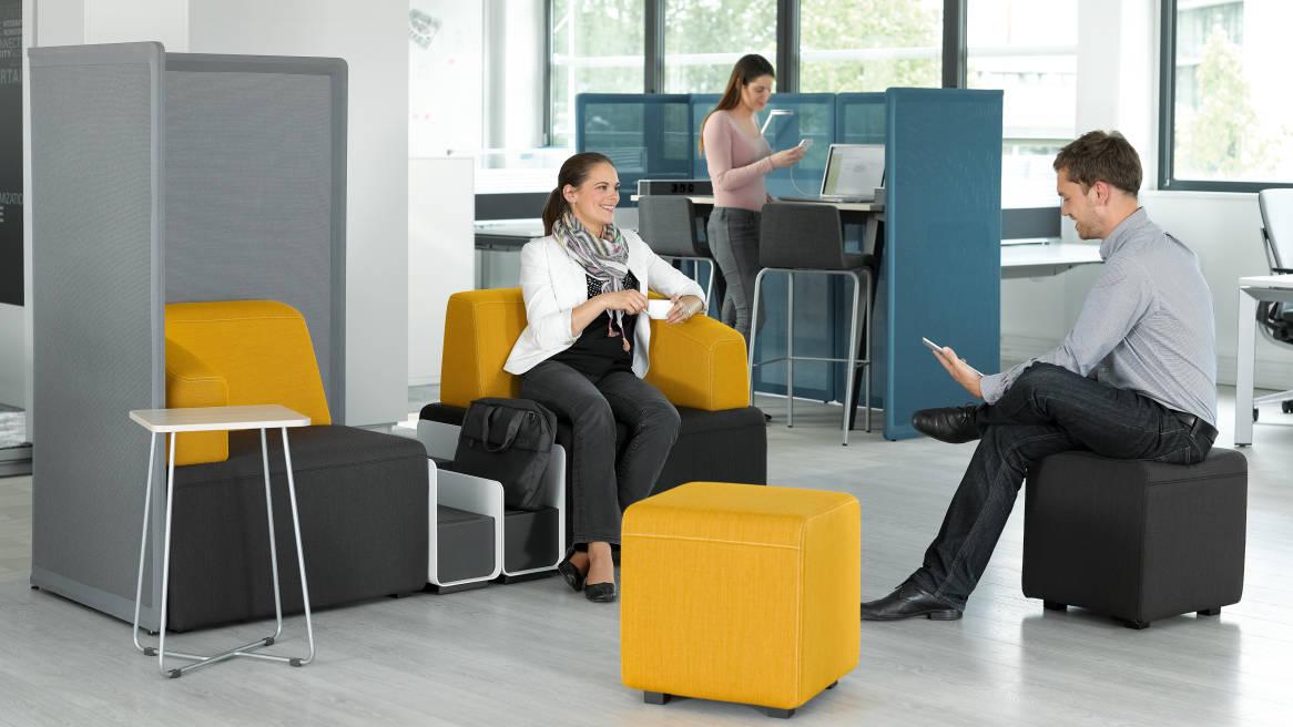 B Free Modular Office Furniture Amp Lounge Seating Steelcase