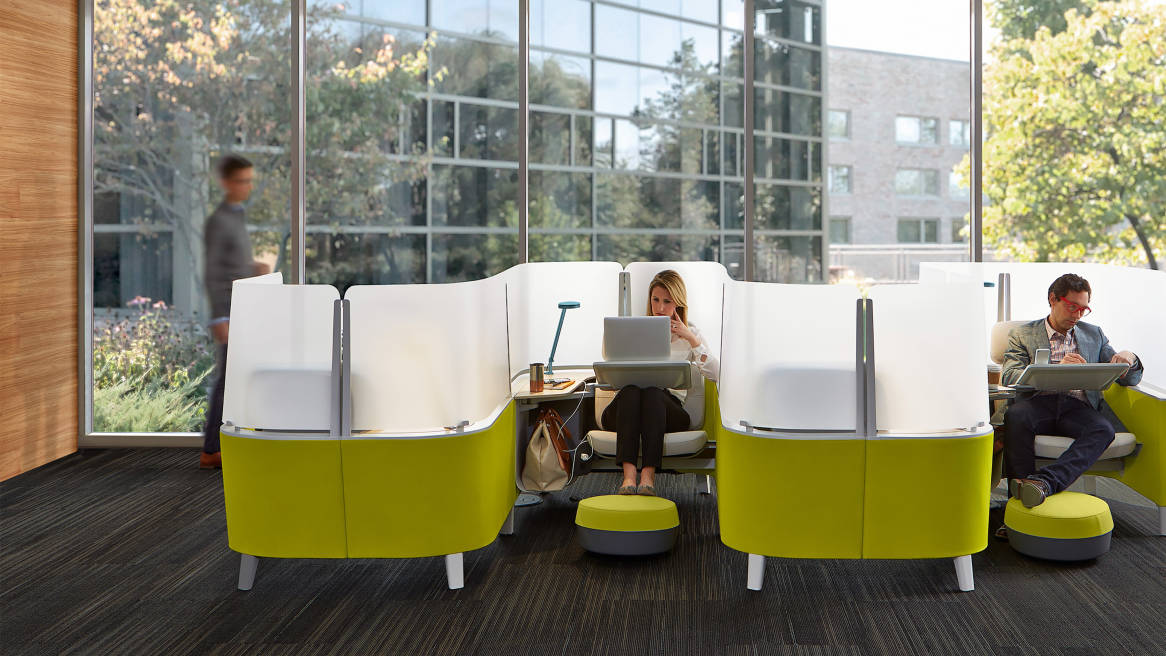 Design Workspaces that Mitigate Distraction