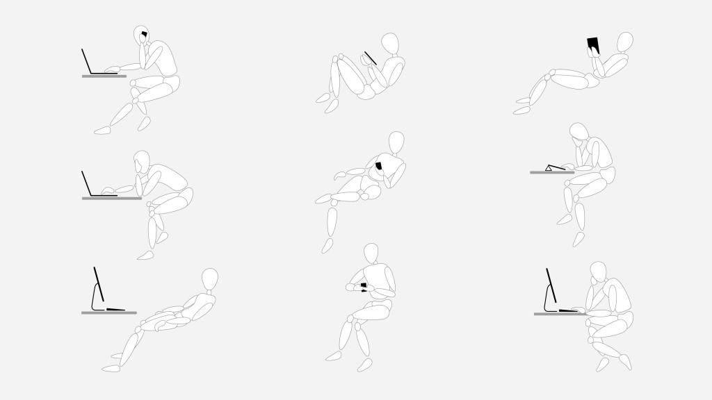 Gesture Global Posture Study