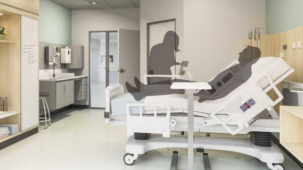 Patient Room Design In Hospitals Steelcase