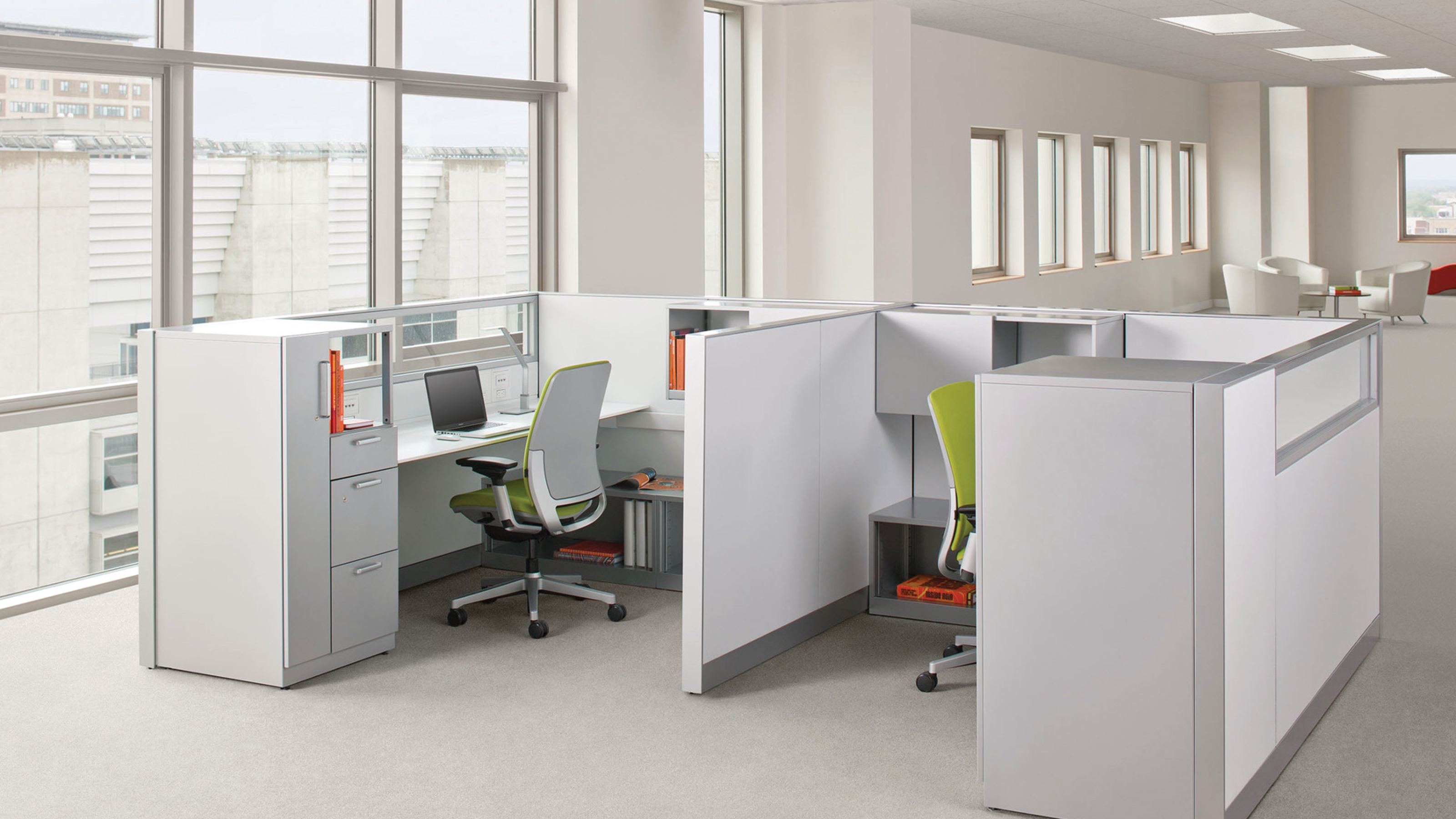 refurbished steelcase cubicles officemakers com office furniture