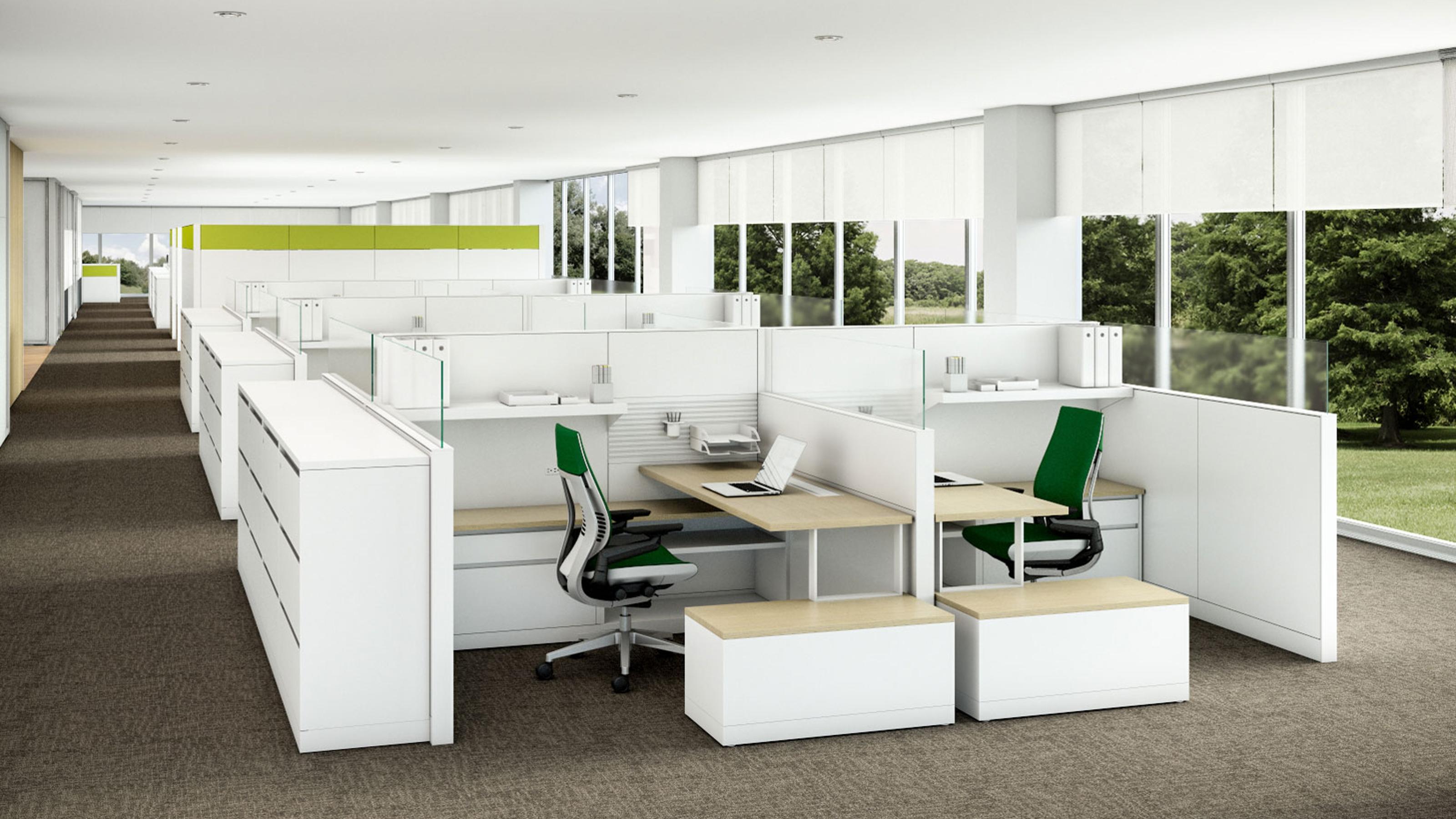 Modern Classroom Lighting ~ Media steelcase