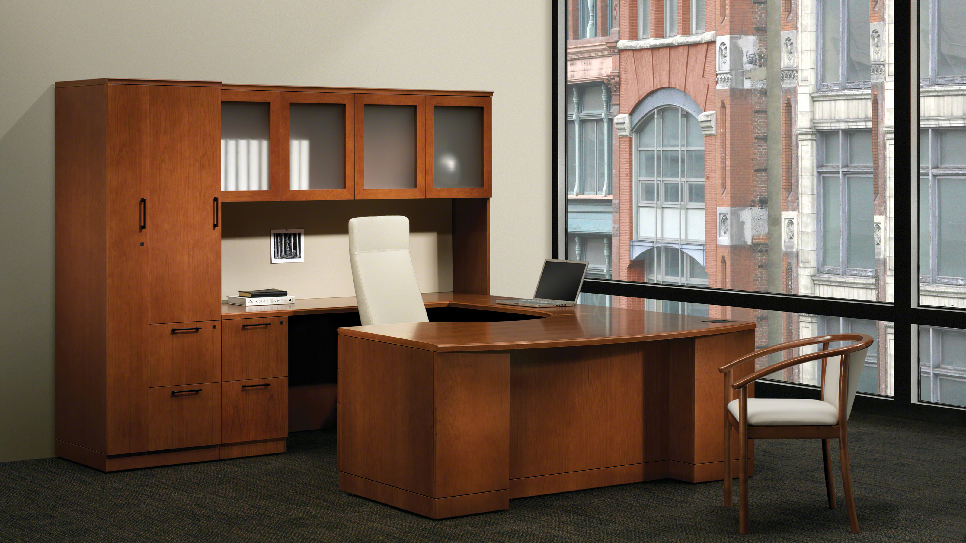 Garland Casegoods Steelcase Office Furniture