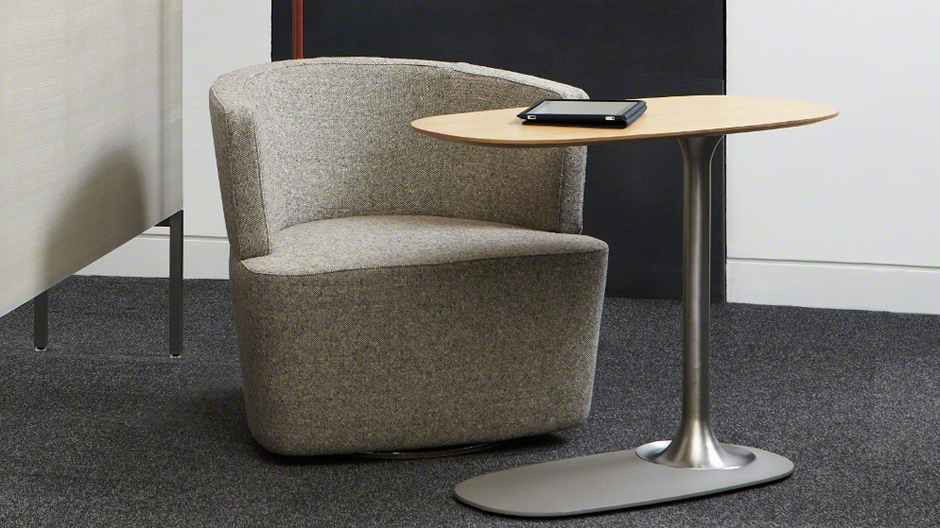Collaborative In The Classroom ~ Refined denizen tables from coalesse steelcase