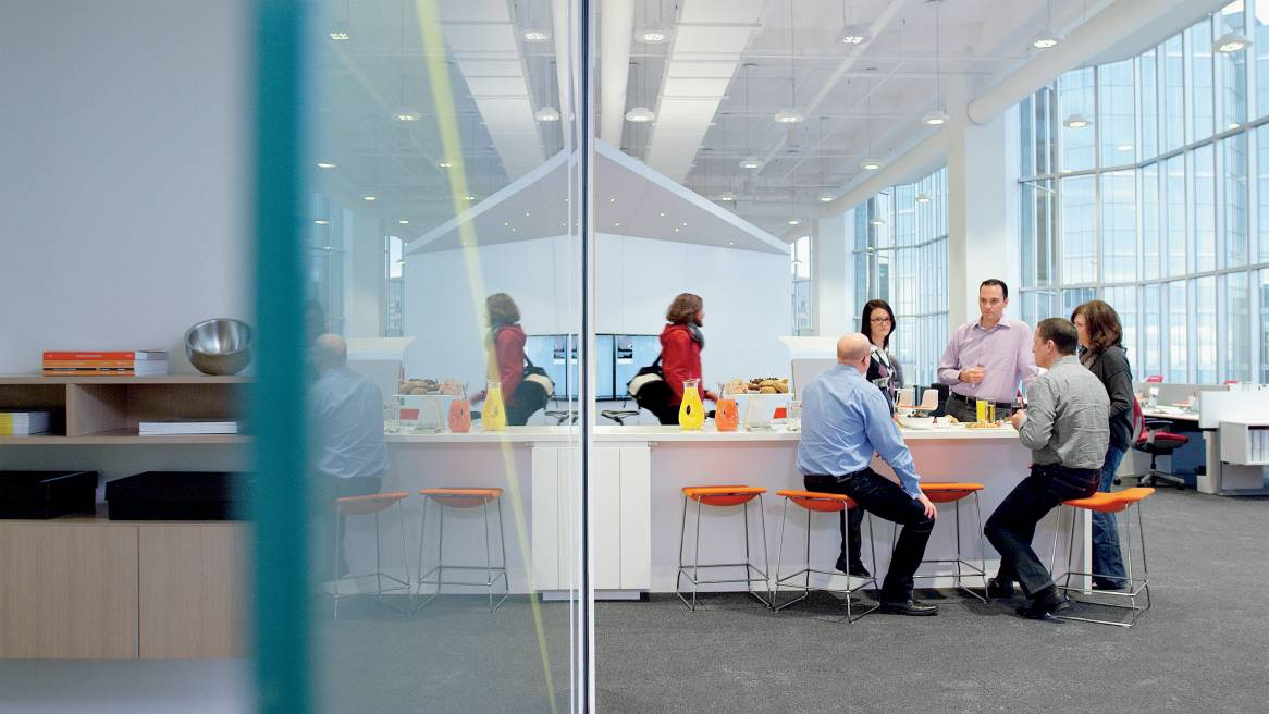 Office Design Consulting Space Planning Steelcase