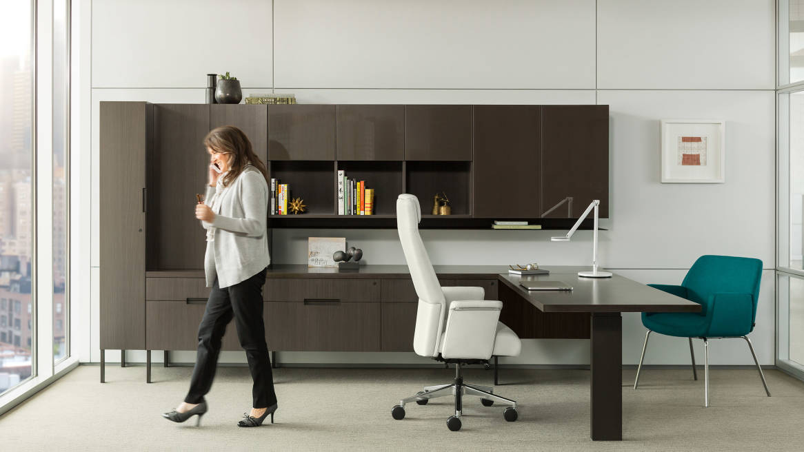 Siento Modern Executive Office Chairs Steelcase