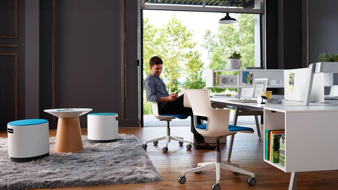 Modern Office Furniture by Turnstone Steelcase