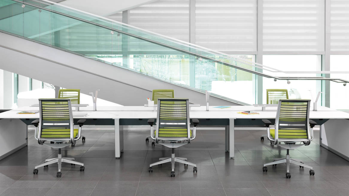 Think Sustainable Desk Chair Steelcase