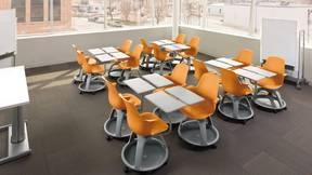 revista 360 diseño del aula en la implicación de los estudiantes
