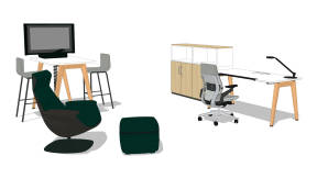 massaud seating volum art dash bfree gesture planificación