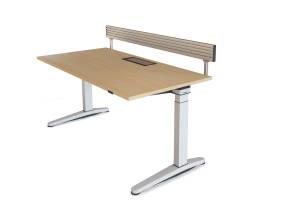 Schreibtisch zeichnung  Designer Schreibtisch & PC Schreibtisch - Steelcase