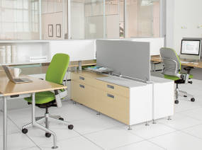 home desk modular and barrel furniture knox collections collection crate office system