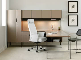 Desk Systems & Modular Desks - Steelcase
