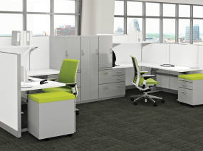 office trunk modular attached pin features bivi yellow oak seat finish storage to laminate and desks warm system in desk top with a