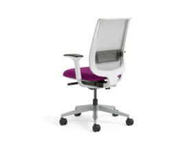 ergonomischer b rostuhl drehsessel steelcase. Black Bedroom Furniture Sets. Home Design Ideas