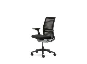 think sustainable desk chair - steelcase