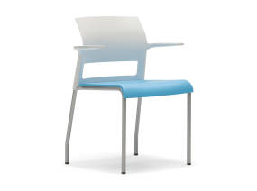 Move Stackable chair with arms