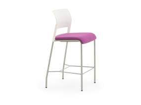 Move perching stool with no arms