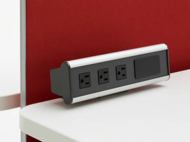 Series Bench Power Strip