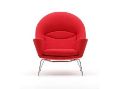 Red Oculus Chair CH468