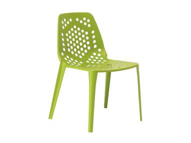 Green Emu Pattern Seat