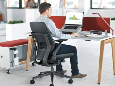 CORE INTERFACE. The Gesture Office Chair ...