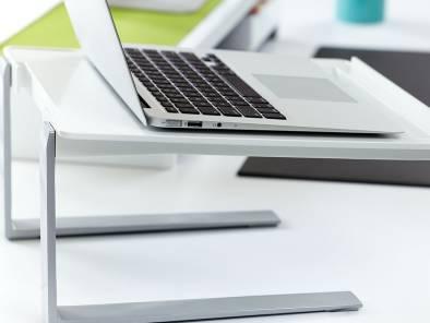 SOTO laptop shelf