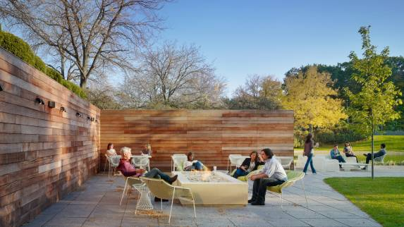 Steelcase Outdoor WorkCafé