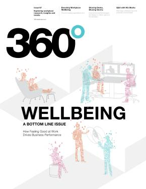360 Magazine, Issue 67: Wellbeing