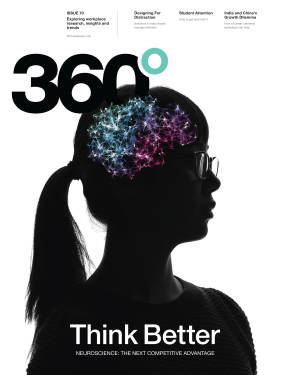 steelcase 360 issue 70 cover