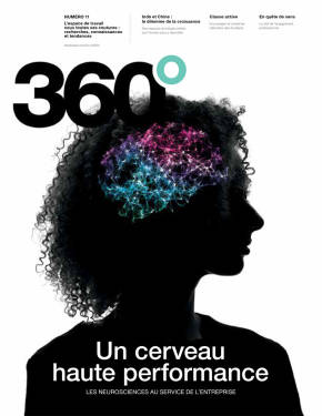 Cover 360 Un cerveau haute performance