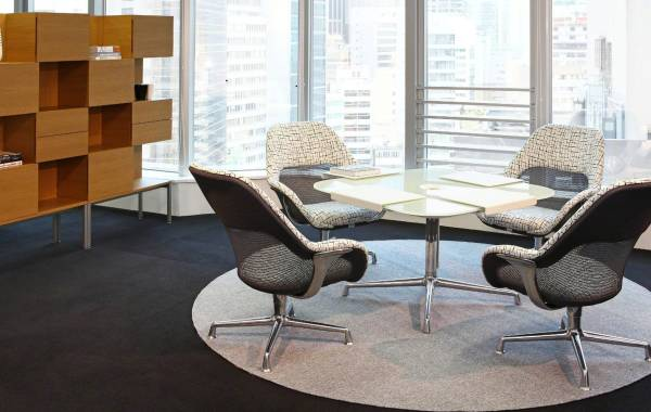 Steelcase Hong Kong WorkLife