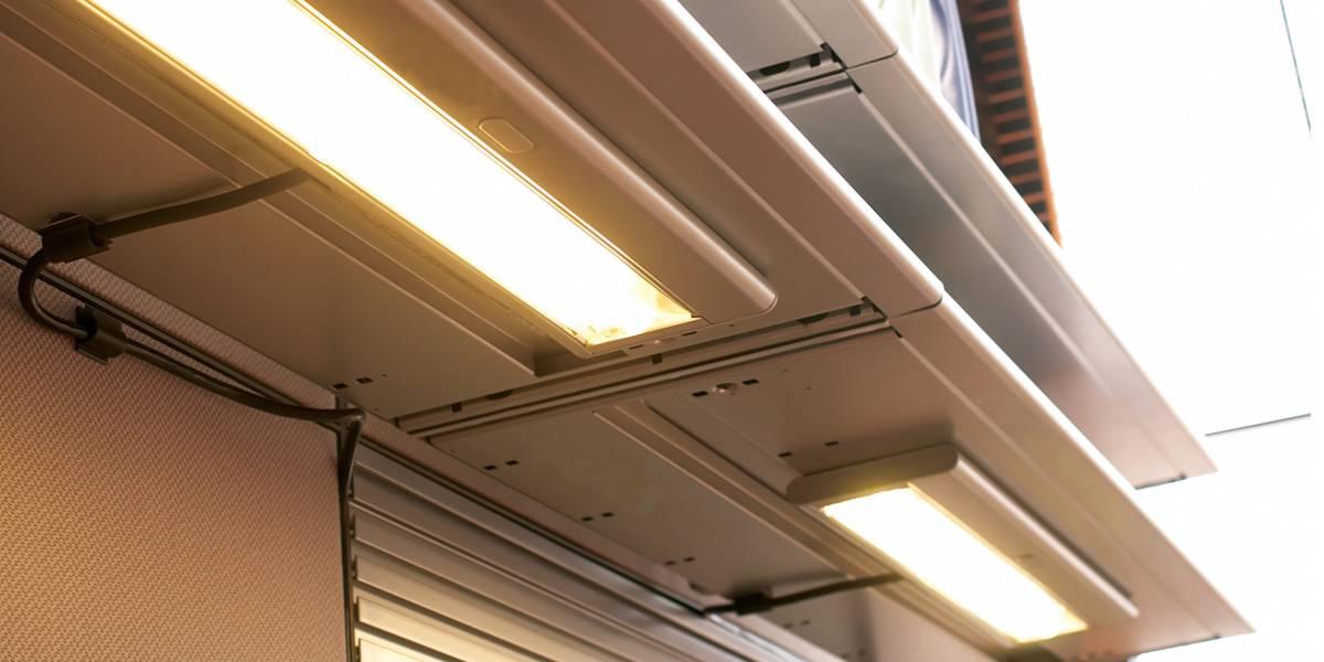 Shelf Lights Amp Workspace Shelf Lighting Steelcase