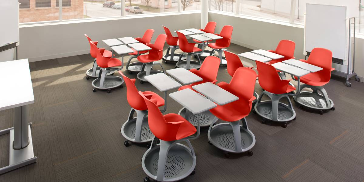 How Classroom Design Affects Learning ~ How classroom design affects engagement steelcase