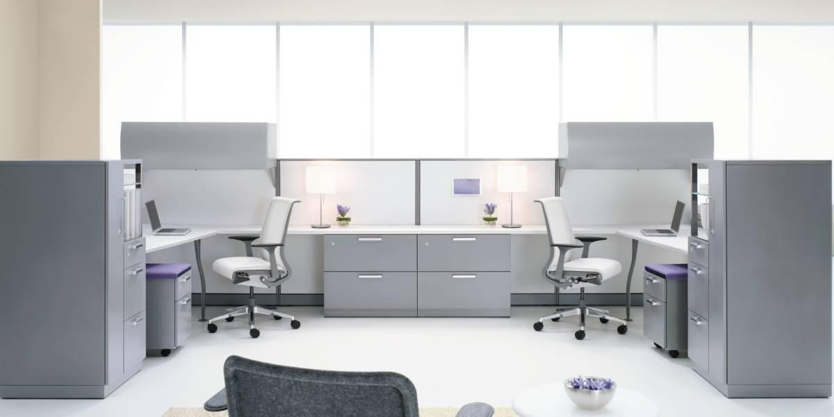 Avenir Office Desk System Amp Workstations Steelcase