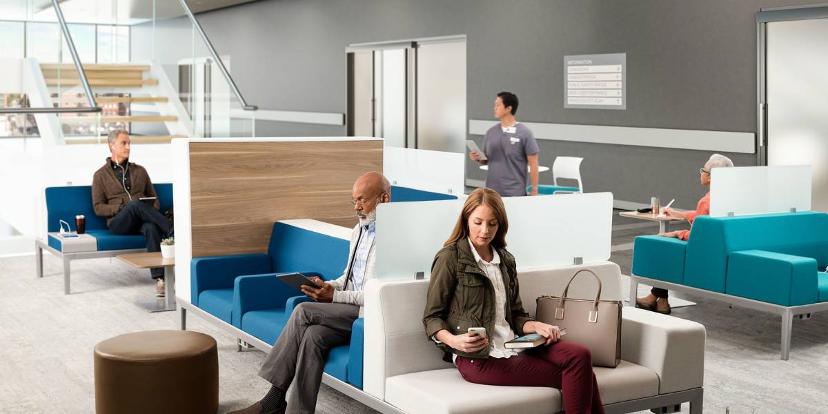 Healthcare Waiting Room Designs Amp Patient Research Steelcase