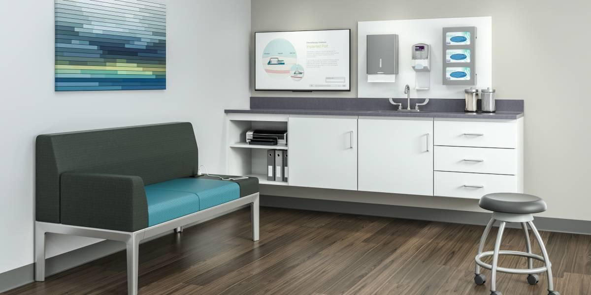Folio Healthcare Exam Room Cabinets Amp Storage Steelcase