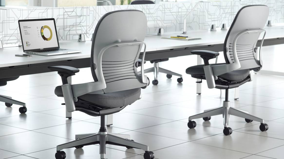 Leap Chair By Steelcase leap ergonomic office chair | desk chair | executive chair