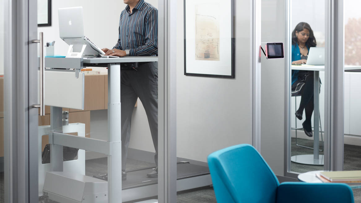 Walkstation Treadmill Desk