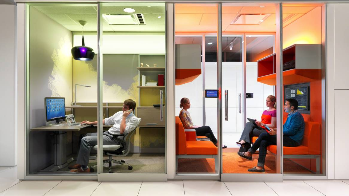V I A Privacy Walls Amp Architectural Walls Steelcase