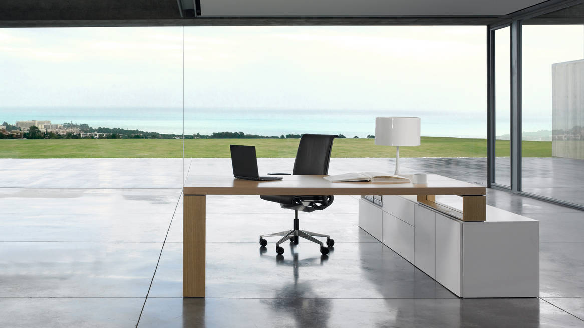 P60 Premium Executive Office Furniture - Steelcase