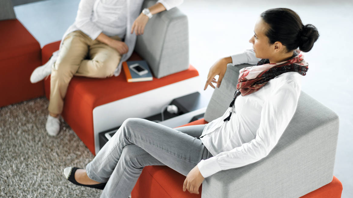 B Free Lounge Sitzmobel