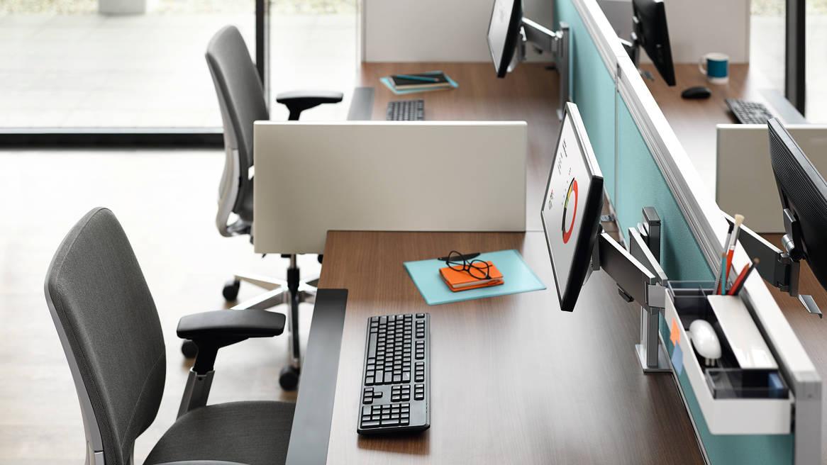 Häufig Partito Screen Trennwand – Schallschutz im Büro MU49