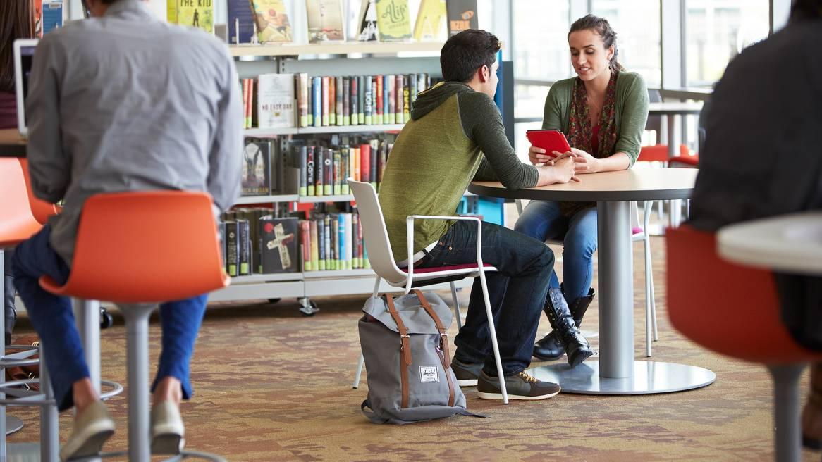 Un nuevo concepto de biblioteca